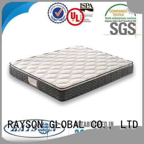 Wholesale sore luxury bonnell spring mattress swiss Rayson Mattress Brand