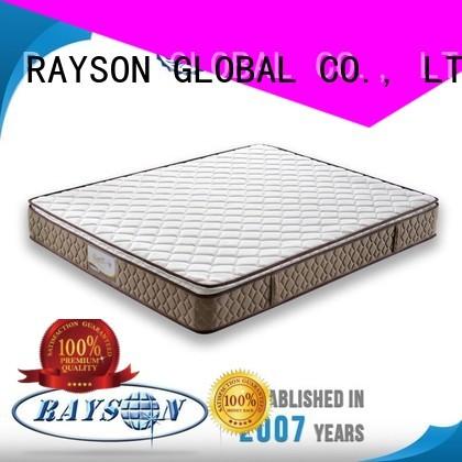 reasonable bamboo seen Rayson Mattress Brand 3 Star Hotel Mattress supplier