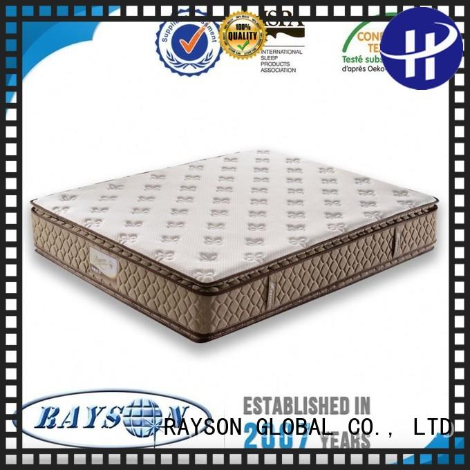 Rayson Mattress High-quality memory foam mattress without springs Supply