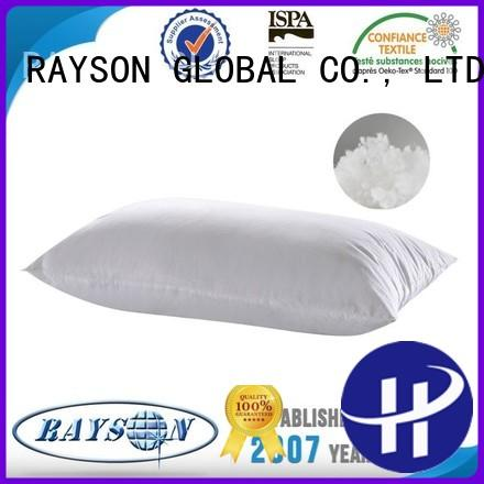 Rayson Mattress Wholesale different types of pillows manufacturers