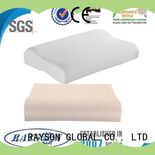 Custom down body pillow high grade manufacturers