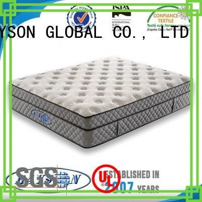 Rayson Mattress goods luxury bonnell spring mattress series for home