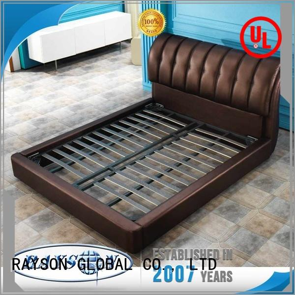 vintage usage butterfly Rayson Mattress Brand french bed base manufacture