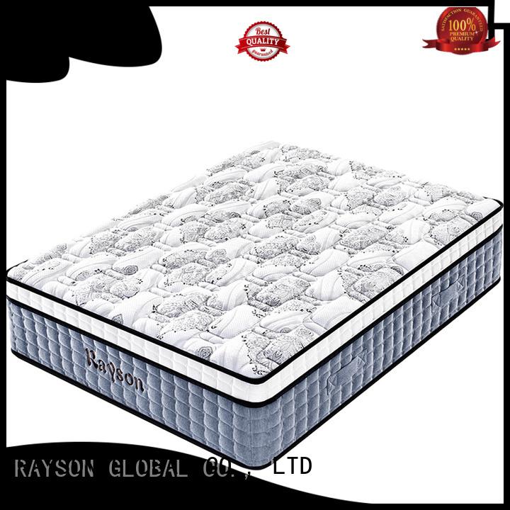 Rayson Mattress high grade spa sensations memory foam mattress Supply