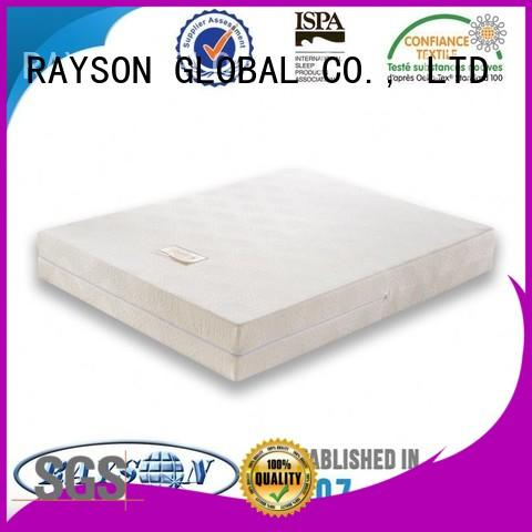 Rayson Mattress foam memory foam coil mattress Supply