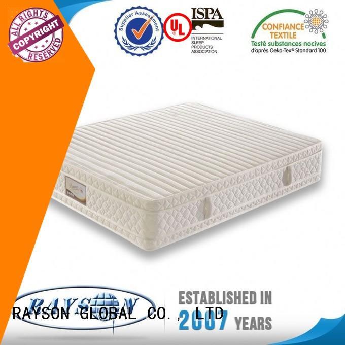 Rayson Mattress high quality beautyrest hospitality mattress Suppliers