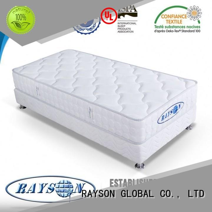 Rayson Mattress luxury best rated coil mattress wholesale for house