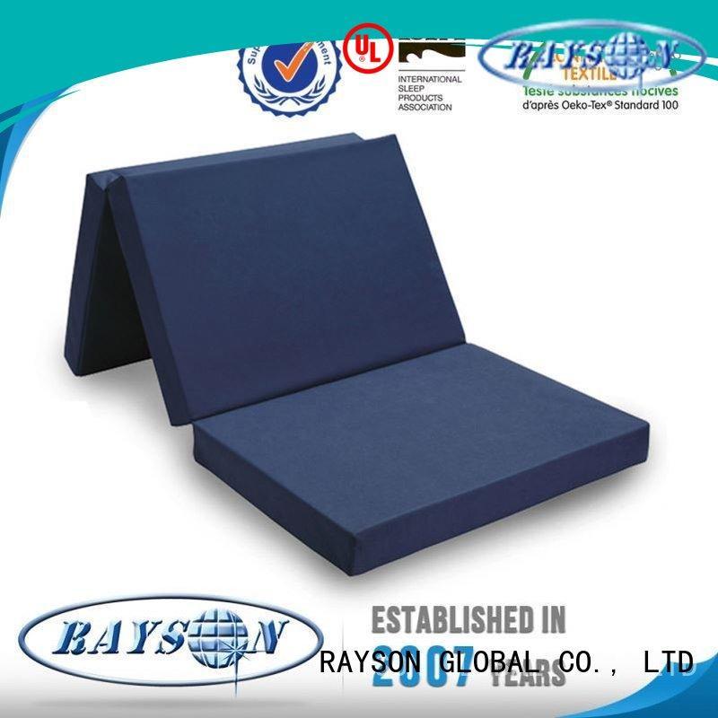 Rayson Mattress Brand 200 simple supportion flex foam mattress