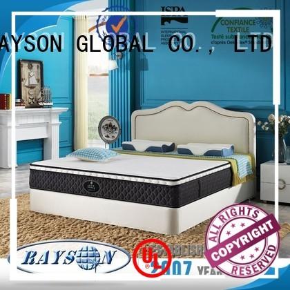 Rayson Mattress High-quality roll up spring mattress Supply