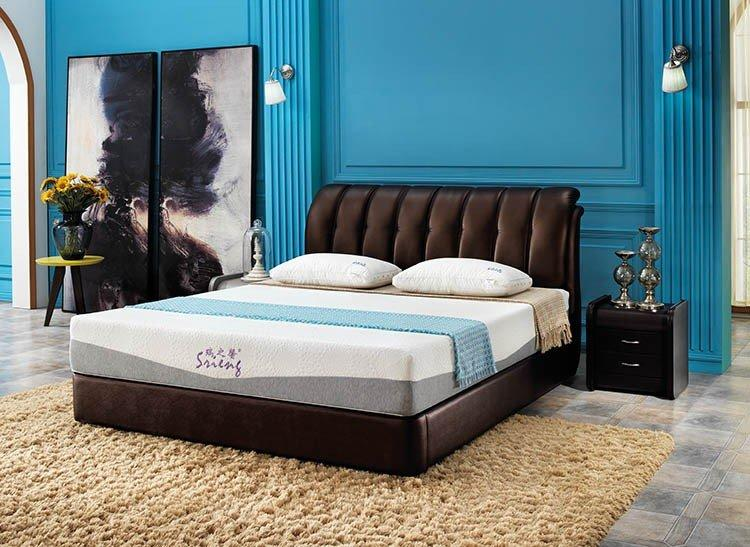 Preferential Price Luxury Comfort Pure Health Mattress-2