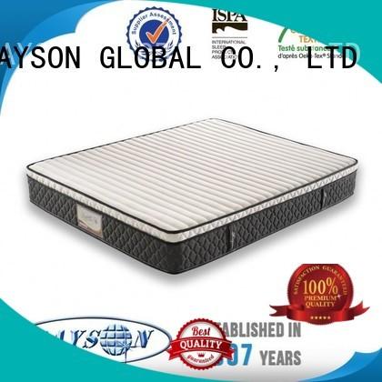Hot dubai new pocket sprung mattress antiacarien Rayson Mattress Brand