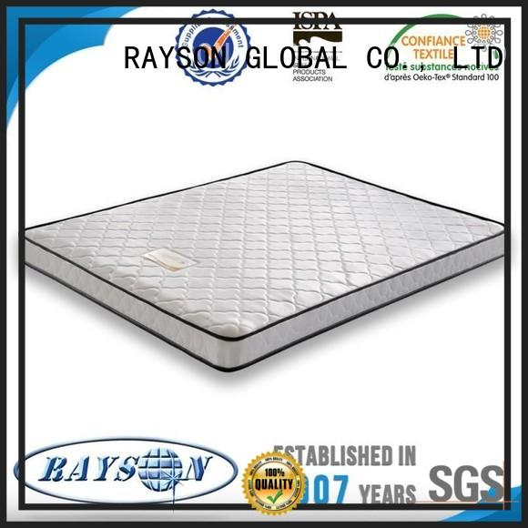 Hot bonnell spring coil memeory Rayson Mattress Brand