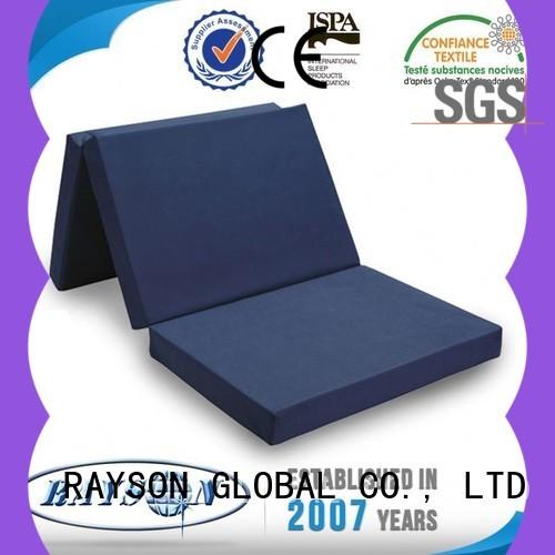 Alibaba China Low Price Good Quality Folding Mattress Pad