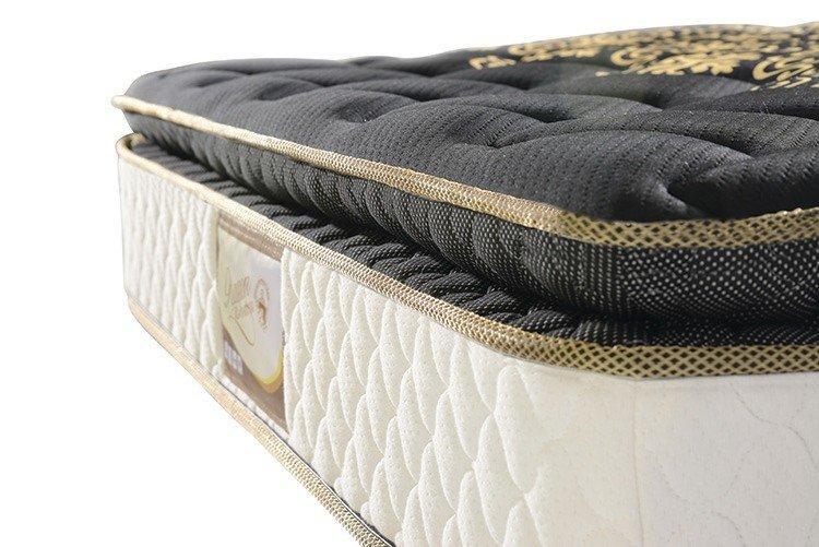 New innerspring and memory foam mattress mattress Suppliers-3