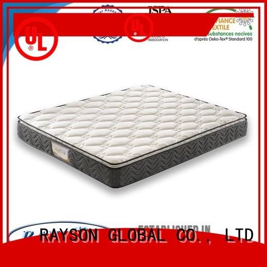 Rayson Mattress customized Rolled bonnell spring mattress manufacturers