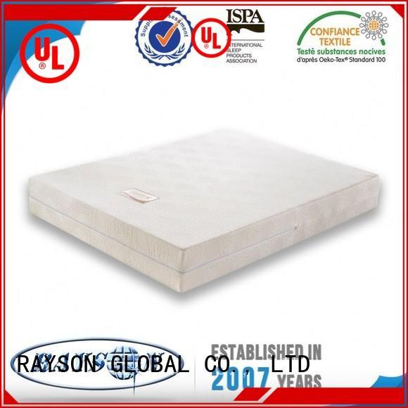 Custom bodipedic memory foam mattress rolled Suppliers