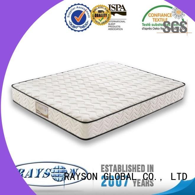 Rayson Mattress Best roll up pocket sprung mattress manufacturers