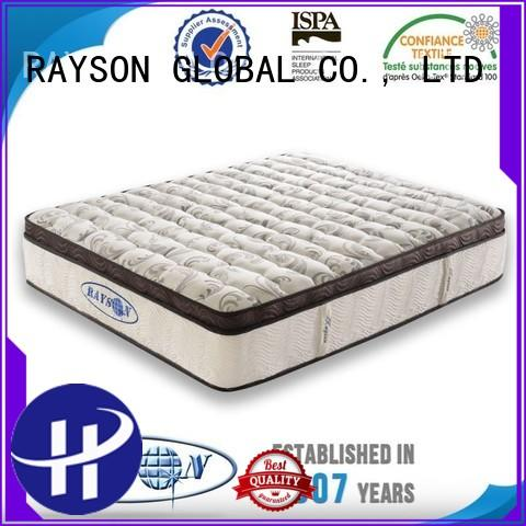 cervical cn 5 star hotel mattress firepproof Rayson Mattress Brand
