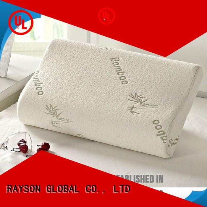 Rayson Mattress customized foam neck pillow Supply