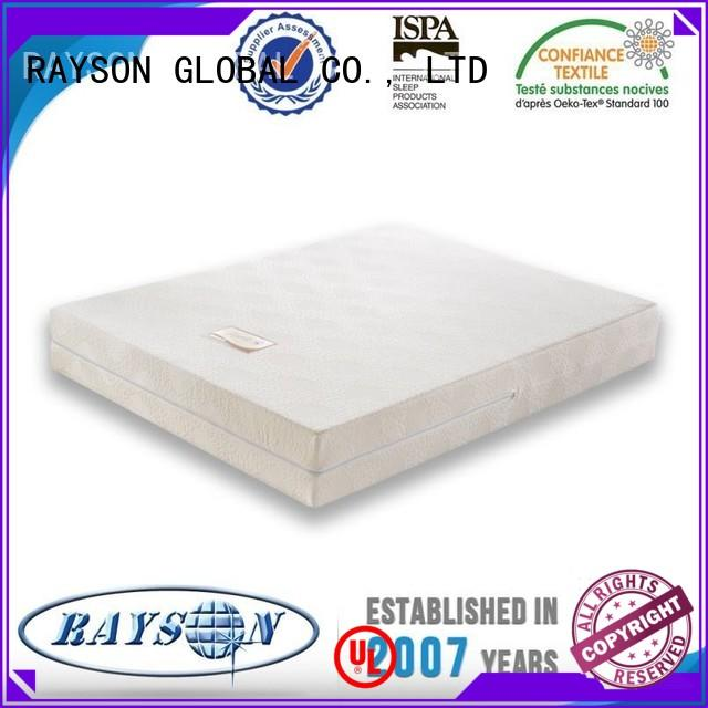 Rayson Mattress mattress 12 inch memory foam mattress Supply