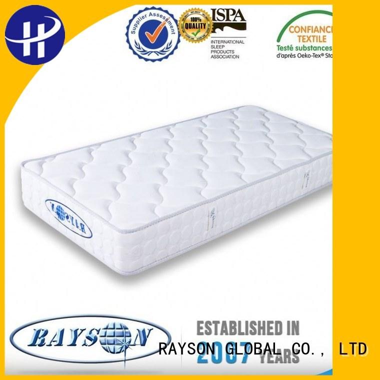 Rayson Mattress silent offset coil mattress Supply