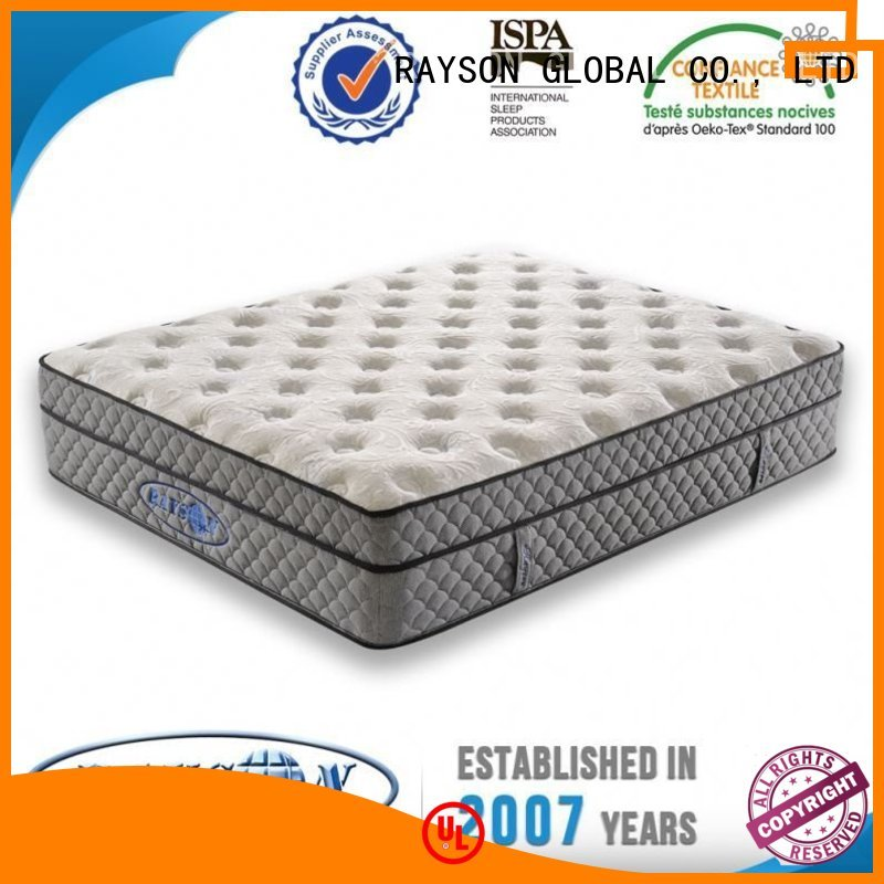 Rayson Mattress zones memory foam mattress topper india Suppliers