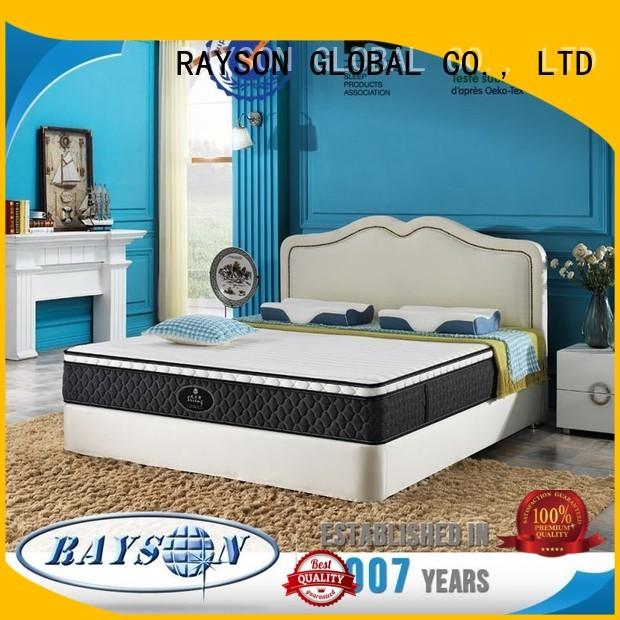 Quality Rayson Mattress Brand top top 10 pocket sprung mattress