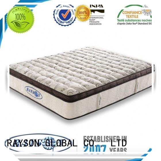 Custom mat 5 star hotel mattress vintage Rayson Mattress