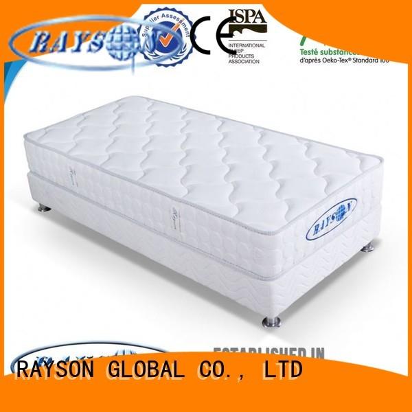 Rayson Mattress high quality best coil mattress supplier for home