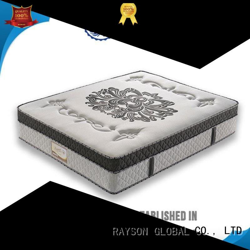Custom hotel style mattress top manufacturers