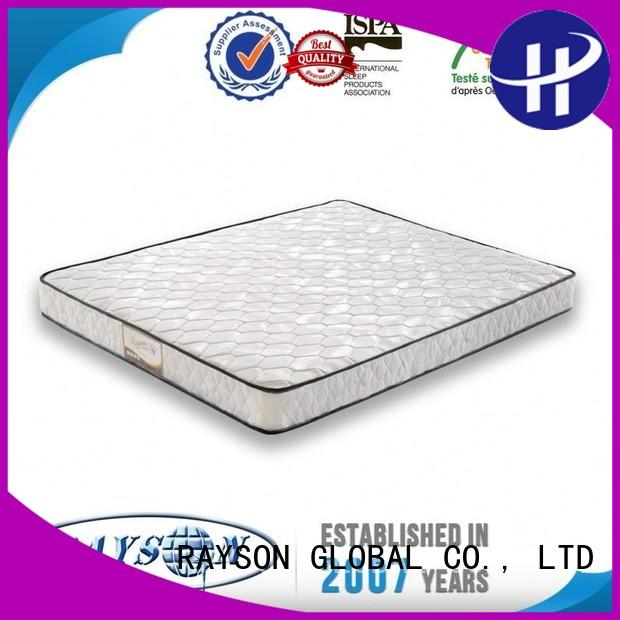 Wholesale dreams luxury bonnell spring mattress Rayson Mattress Brand