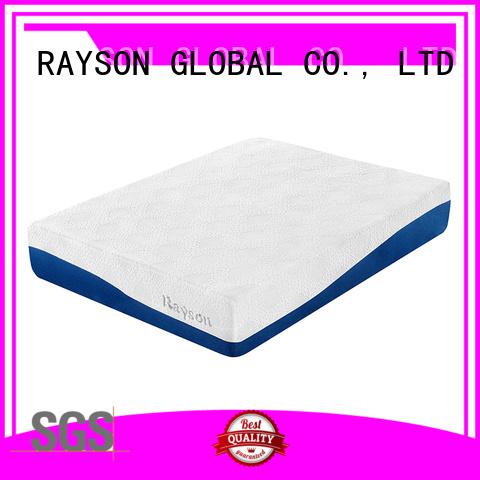 Rayson Mattress high grade memory foam bed mattress manufacturers