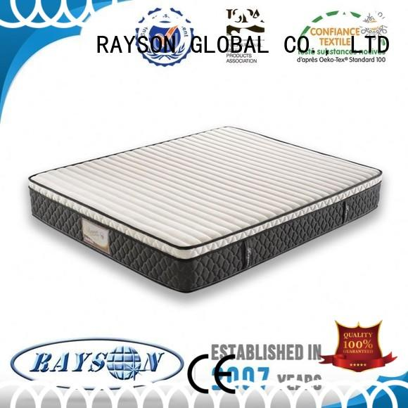 Rayson Mattress gel 3000 spring mattress Suppliers