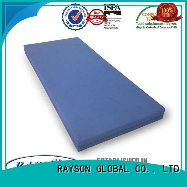 Wholesale coils mat flex foam mattress Rayson Mattress Brand