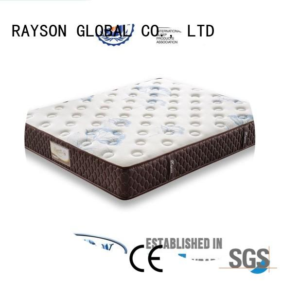 memorable outdoor cervical premium pocket springs for sale Rayson Mattress Brand