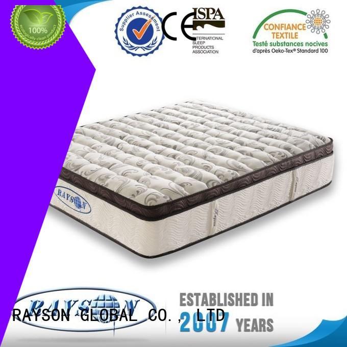 Quality Rayson Mattress Brand discount 5 star hotel mattress