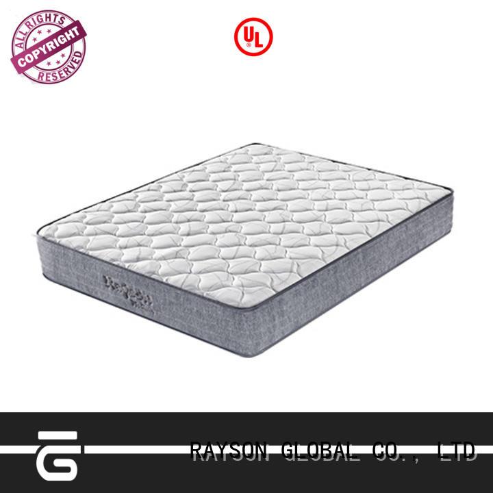 Rayson Mattress pack rolled pocket sprung mattress Supply