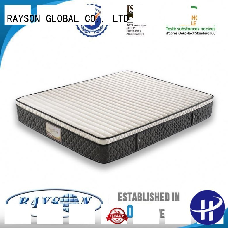 Custom roll up memory foam mattress topper pack Supply