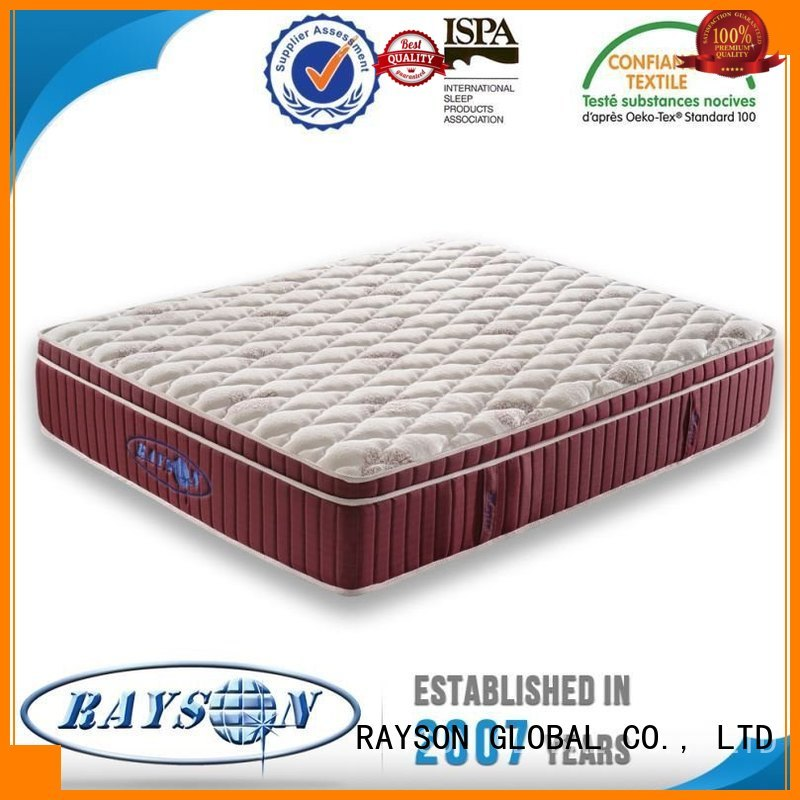 importers sell cases king size pocket mattress Rayson Mattress Brand