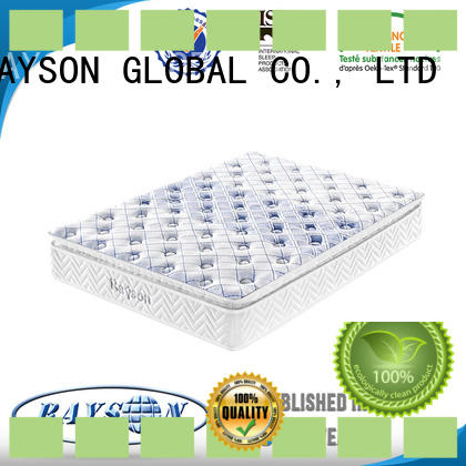 Rayson Mattress full single spring mattress price Suppliers