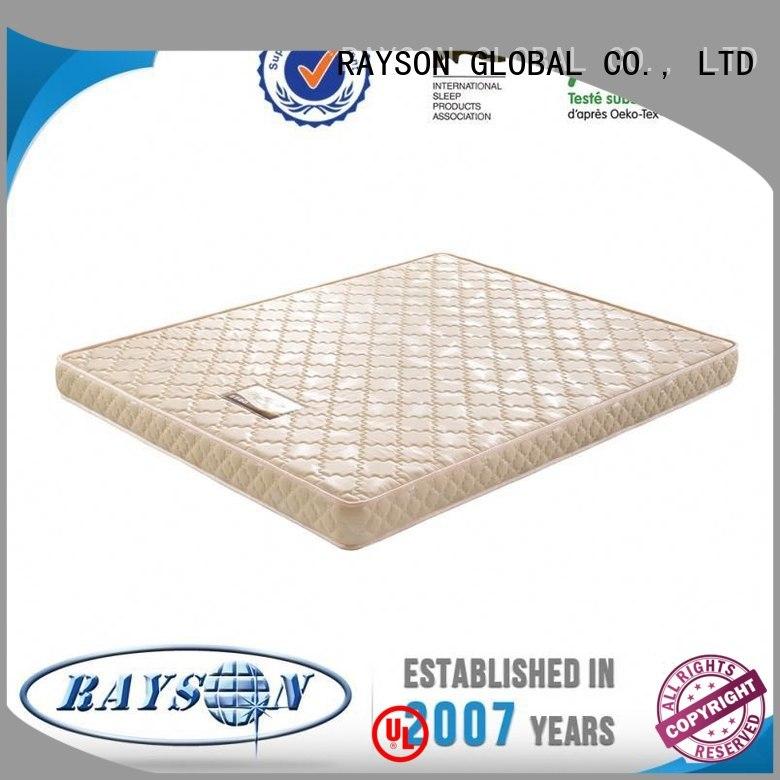 Rayson Mattress Latest orthopedic foam mattress manufacturers