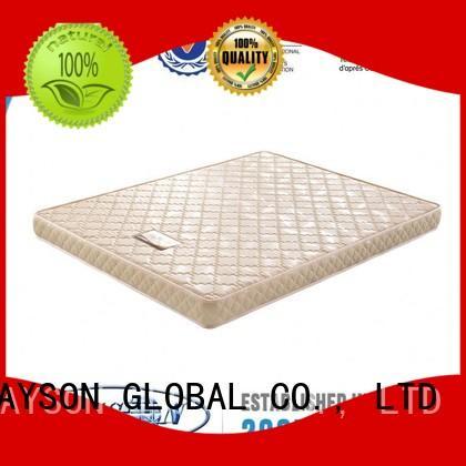 Advantage Price Hot Sale Rebound Foam Polyester Fiber Mattress