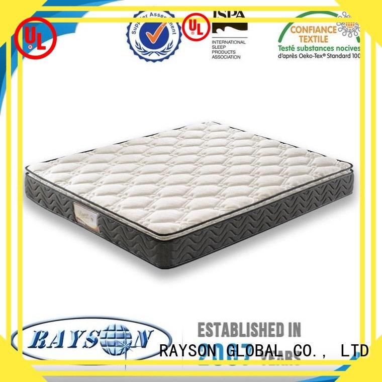 Rayson Mattress Best Rolled bonnell spring mattress Supply