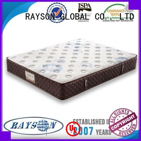 Rayson Mattress high quality kingsdown mattress manufacturers