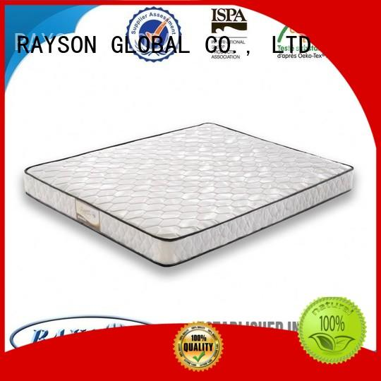 industry core Rayson Mattress Brand luxury bonnell spring mattress
