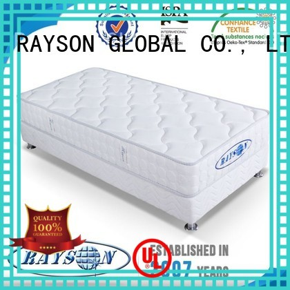 Rayson Mattress Brand large cotton packing sexy continuous spring mattress