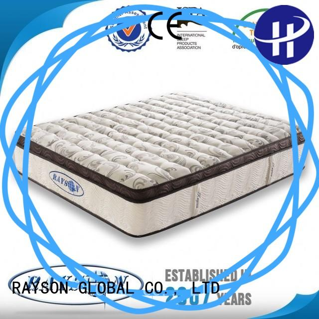 orthopedic queen size pocket sprung mattress series for home