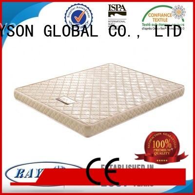 moonlife Custom thin flex foam mattress grade Rayson Mattress