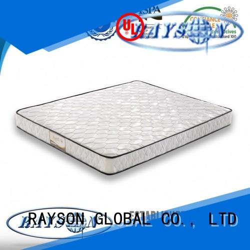 luxury bonnell spring mattress gray orthopaedic Bulk Buy coiling Rayson Mattress