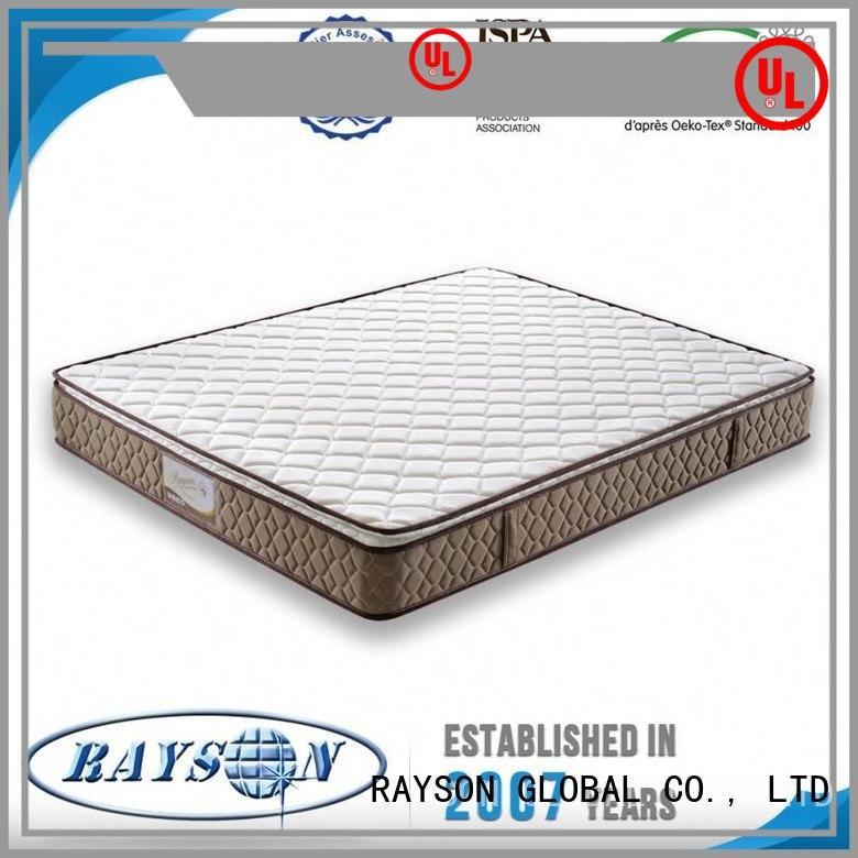 Rayson Mattress New twin foam mattress Suppliers